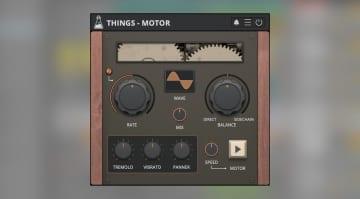 AudioThing Things Motor