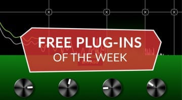 Best free plug-ins this week
