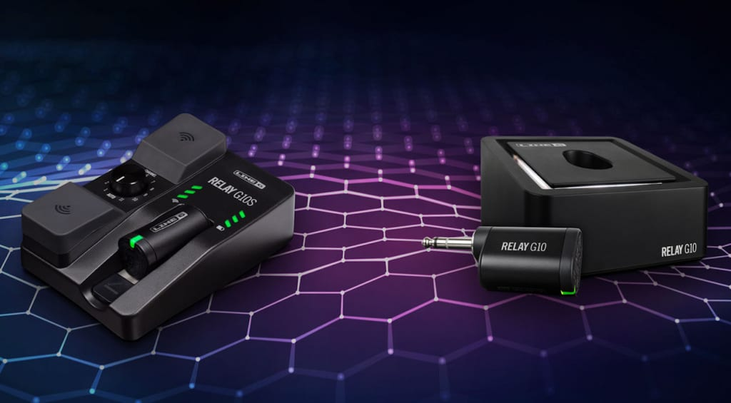 Line 6 issues 2nd Safety Warning for Relay G10 Wireless
