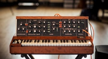 Bob Moog Foundation Model D