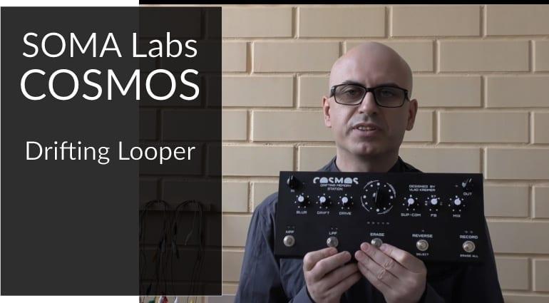 Soma Labs Cosmos a Drifting Memory Station Loope