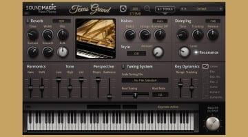 Sound Magic Nameless Piano