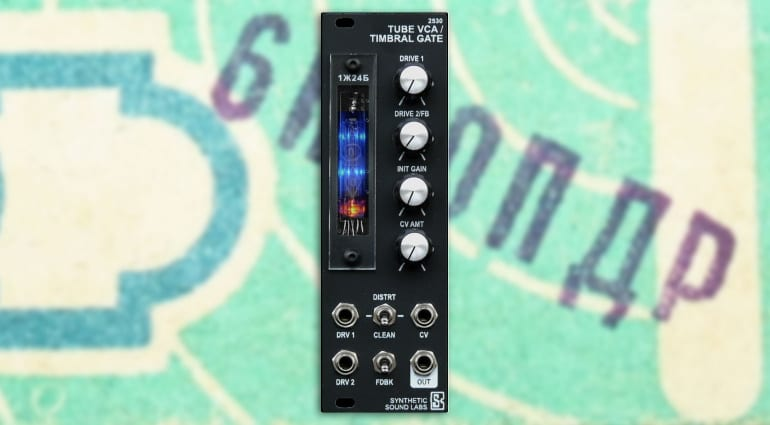 SSL Tube VCA 2530
