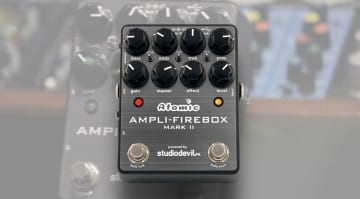 Atomic Amps Ampli-Firebox Mark II