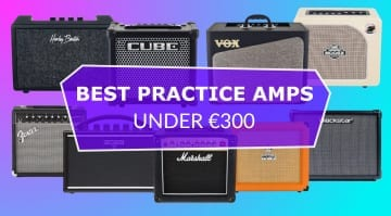 Best Guitar Practice Amps Under €300 Top 9 budget amplifiers
