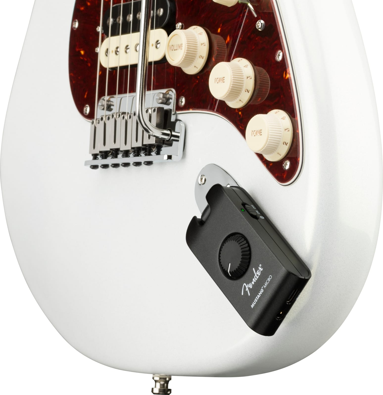 Fender Mustang Micro Headphone Amplifier