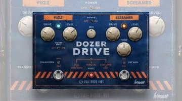 Fuse Audio Labs Dozer-Drive plug-in