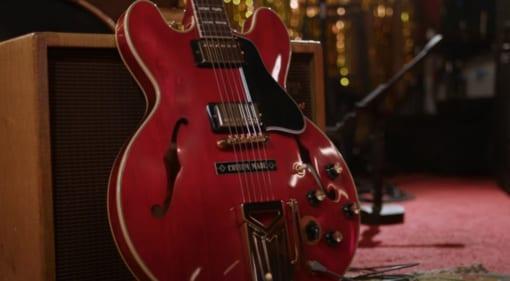 Gibson Marcus King 1962 ES-345