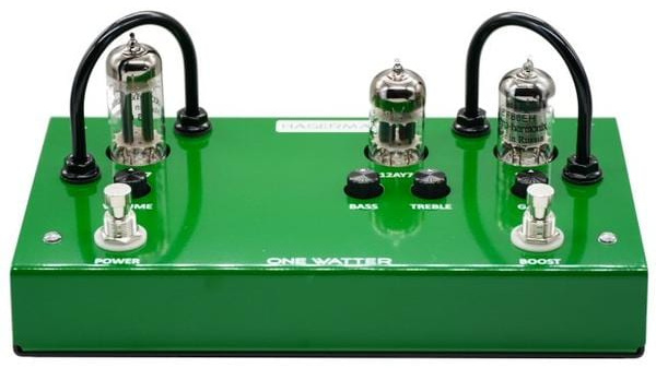 Hagerman One Watter - Tube Pedal Amplifier [erfect for home and studio