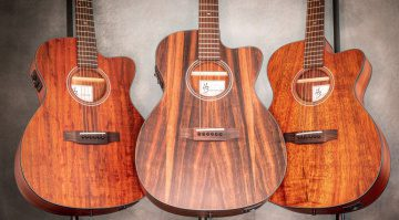 Harley Benton Exotic Wood Custom Line