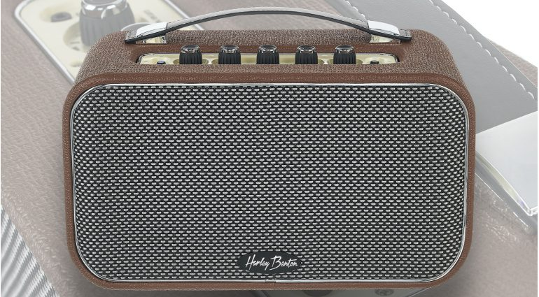 Harley Benton TableAmp V2 new retro-styled desktop amplifier