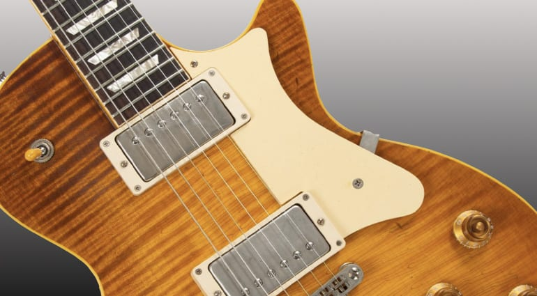 Heritage Custom Shop Core Collection H-150 Artisan Aged