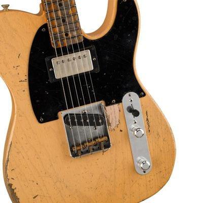 Joe Bonamassa's latest signature guitar, the Fender Custom Shop '51 Nocaster, The Bludgeon