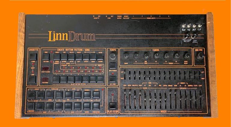 LinnDrum