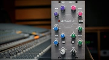 SSL UV EQ module