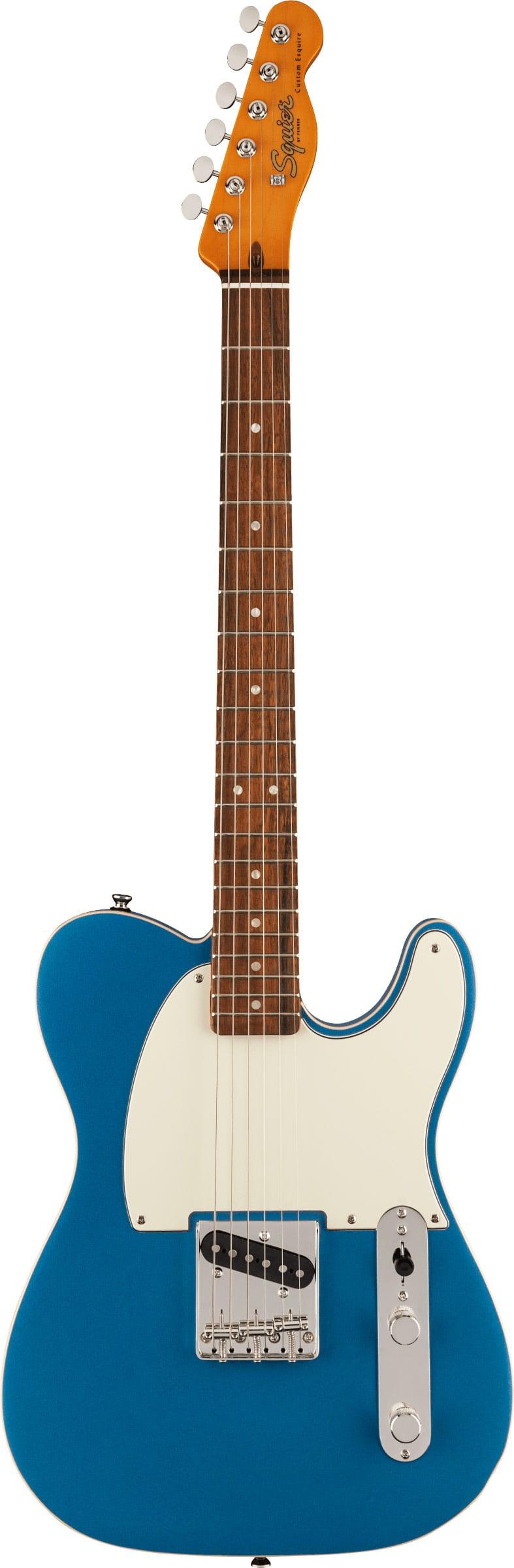 Squier FSR Classic Vibe 60s Esquire Lake Placid Blue