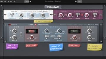 XHUN Audio FilterCult