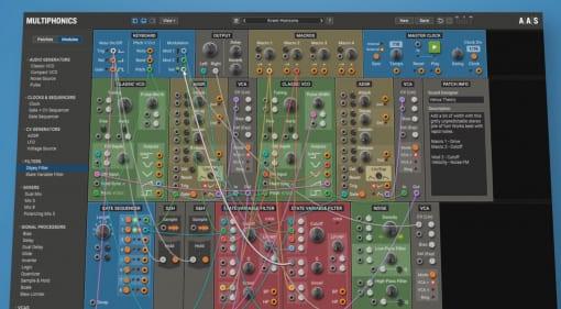 AAS Multiphonics CV-1