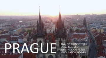 AMSynths Prague teaser