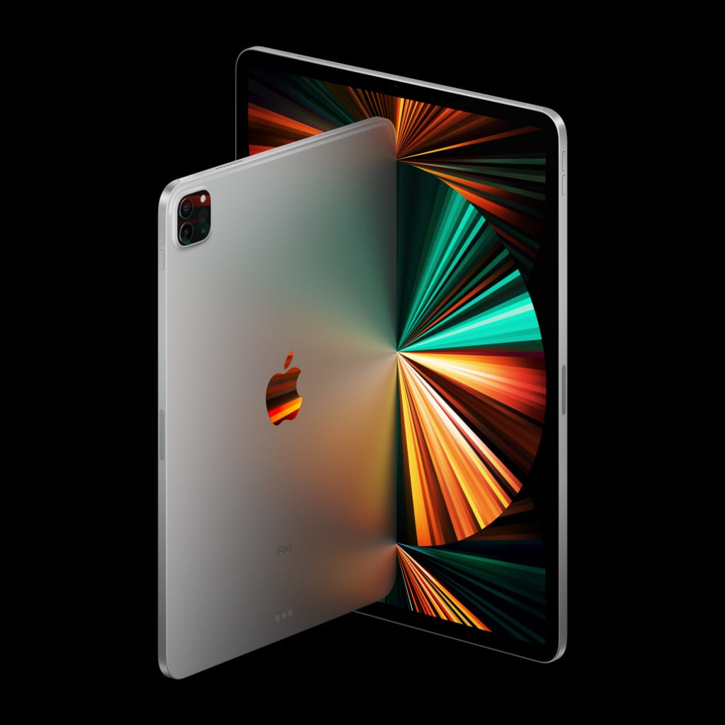 2021 iPad Pro with M1