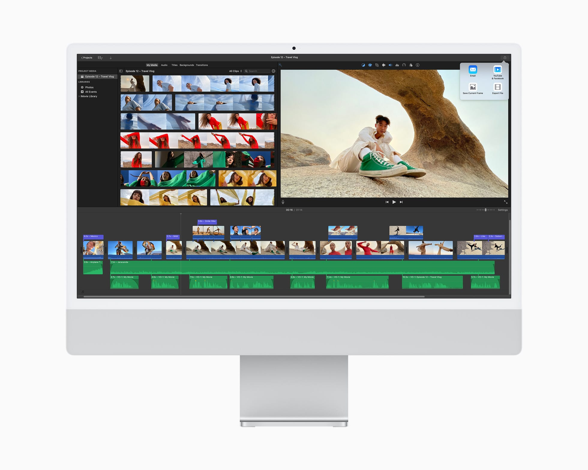 2021 iMac with M1