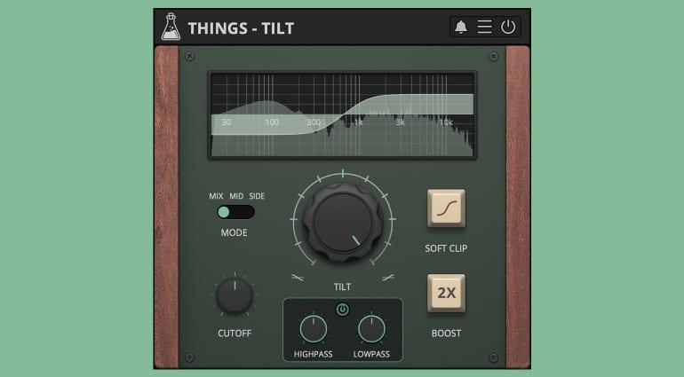 AudioThing Things Tilt