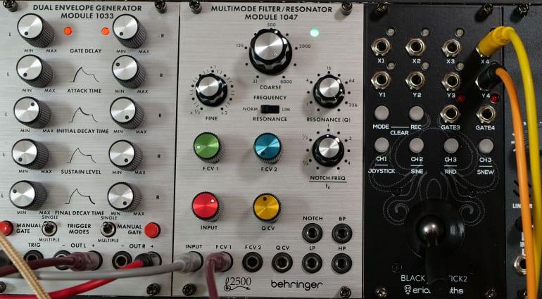Behringer 1047 Multimode filter