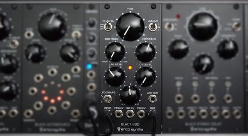 Erica Synths Black BBD