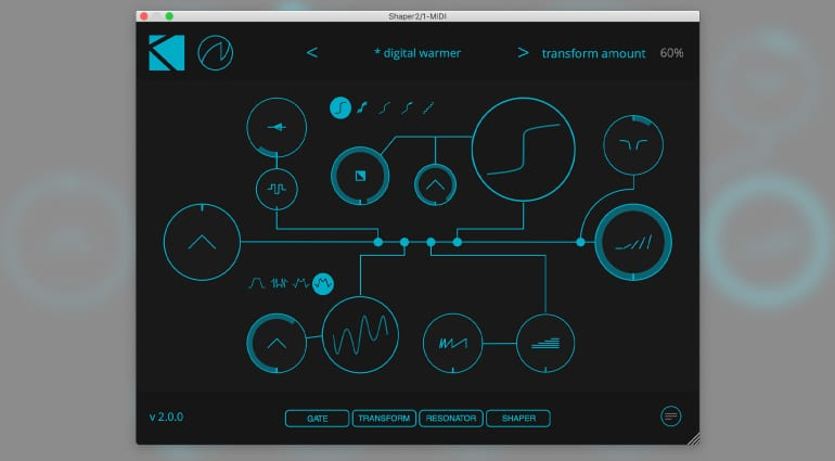 K-Devices Shaper 2