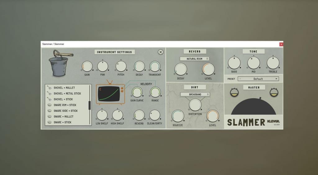 Klevgrand Slammer