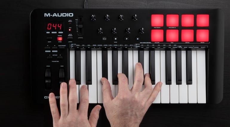 M-Audio Oxygen 25 MKV
