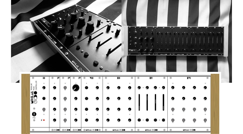 MIDILAR: hardware patching and modular MIDI control over VCV Rack