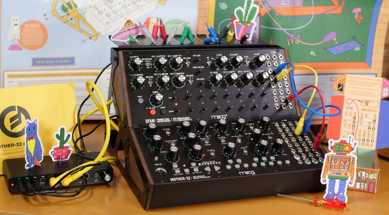 Moog Sound Studio