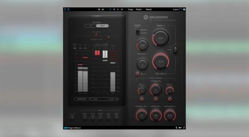 Plugin Alliance Brainworx bx_limiter True Peak