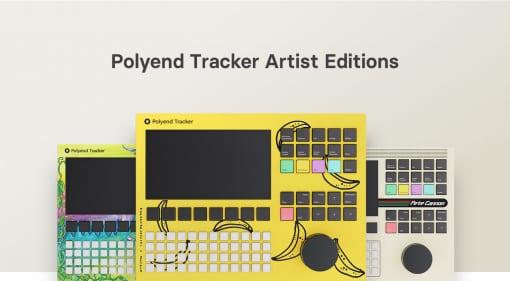 Polyend Tracker AE