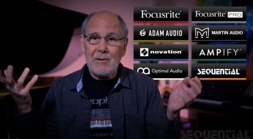 Sequential and Focusrite