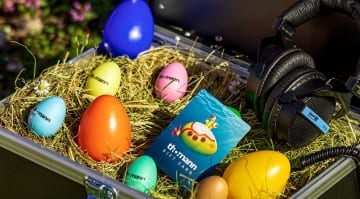 Thomann Easter Egg Painting Competition