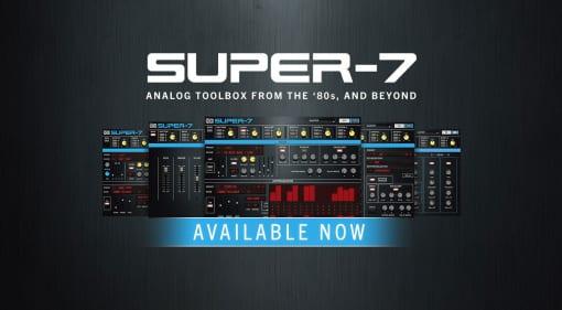 UVI Super-7