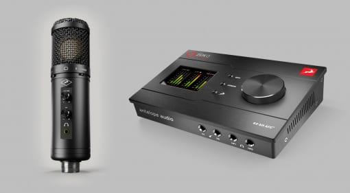Antelope Audio Axino Zen Q Synergy Core featured