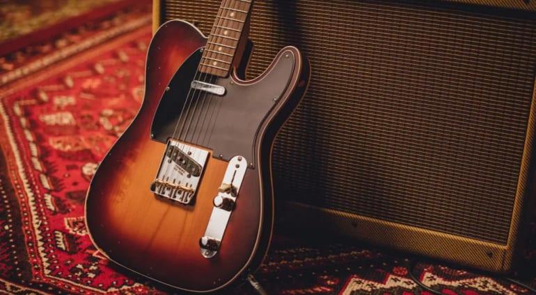 Fender Road Worn Jason Isbell Signature Custom Telecaster