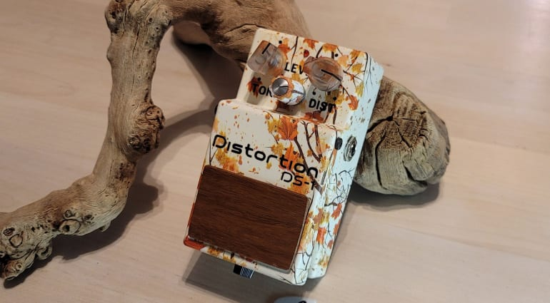 Gear Ant Boss DS-1 Autumn Leaves