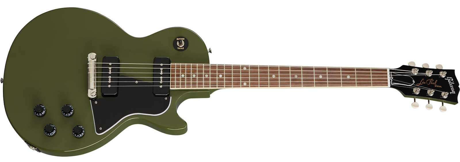 Gibson Olive DrabLes Paul Special