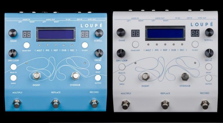 Glou-Glou Loupé a new Looper:Delay pedal aimed at creativity