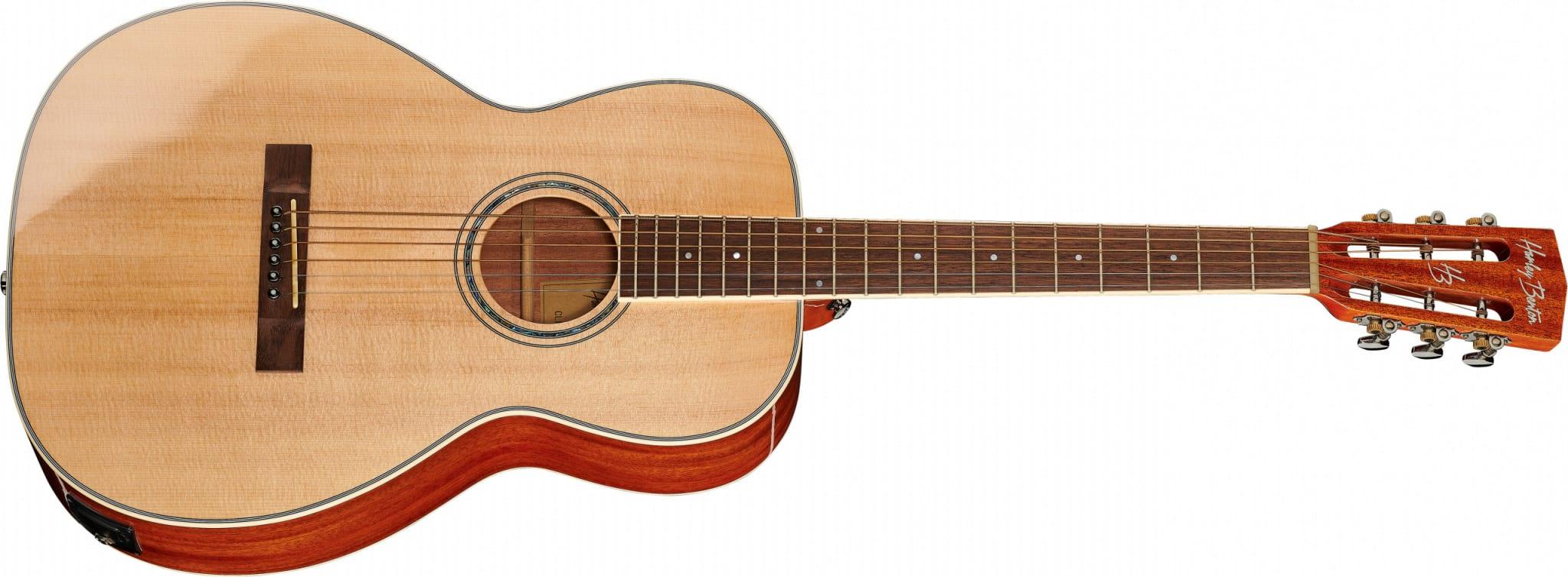 Harley Benton CLF-100E Parlor Acoustic