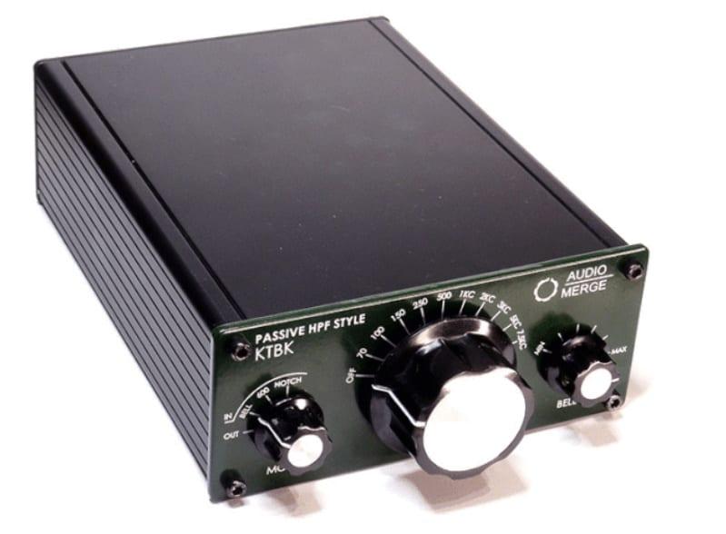 KTBK filter - front