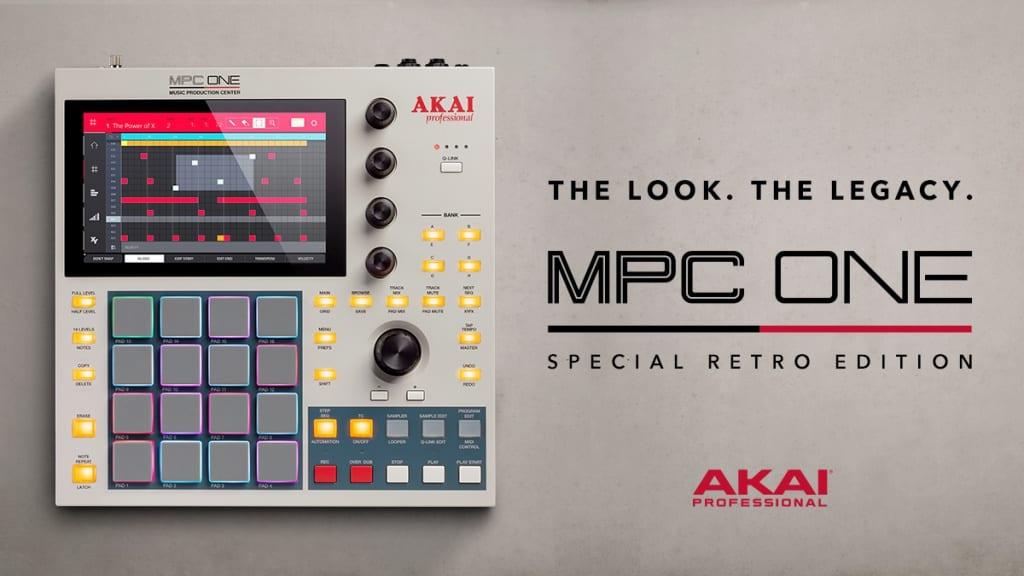 MPC ONE Retro