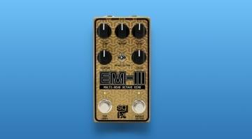 SolidGoldFX EM-III Multi-Head Octave Echo