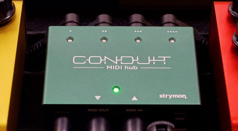 Strymon Conduit MIDI hub