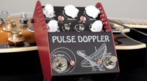 ThorpyFX Pulse Doppler Phase Shifter a MKII Lovetone Doppelganger!