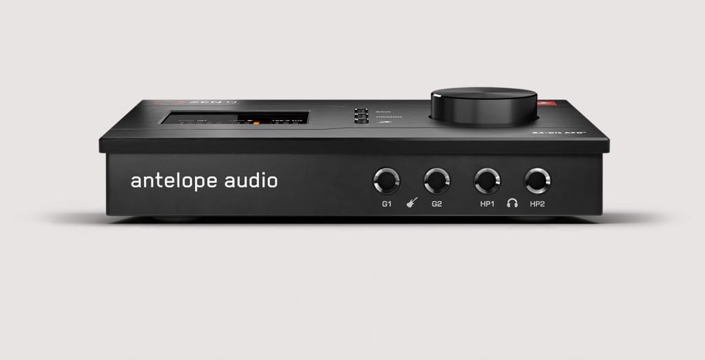 Antelope Audio Zen Q Synergy Core - front